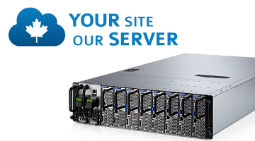 Your Site Our Server - cloud servers and web hosting